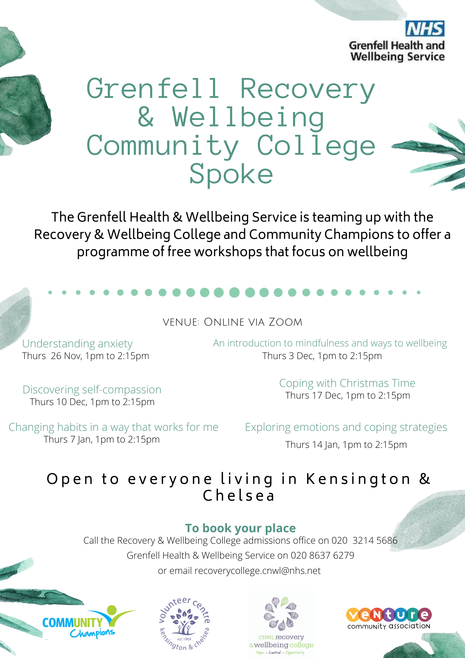 Grenfell Spoke courses poster (2).png